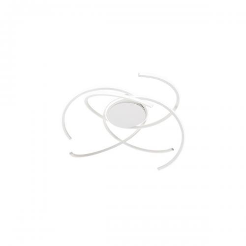 REDO GROUP - Плафон  ALIEN 01-1863 PL LED 60W D700 4000K SAND WHITE