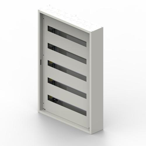 LEGRAND - 337205  XL³ S 160 табло за външен монтаж 5x24 модула на ред -120 модула - 890x595x135 mm
