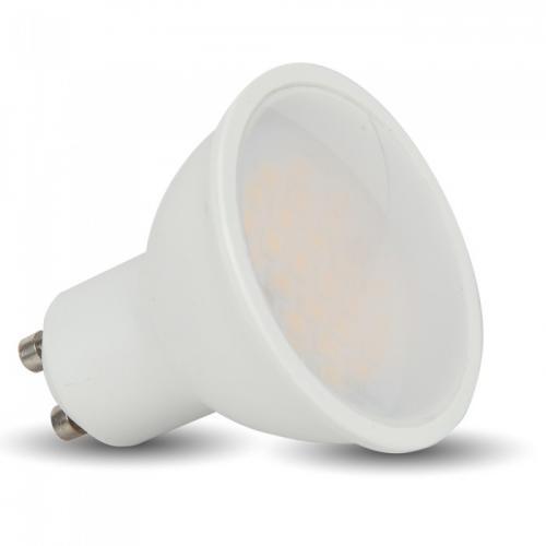 V-TAC PRO - LED Крушка SAMSUNG ЧИП 10W GU10 110° 3000K SKU: 878 , 4000К-879 , 6400К-880 VT-271