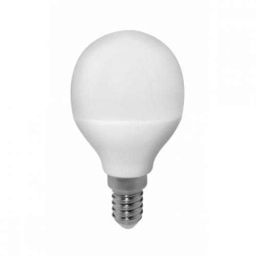 ULTRALUX - LBN51442 LED топка 5W, E14, 4200K, 220V, неутрална светлина, SMD 2835