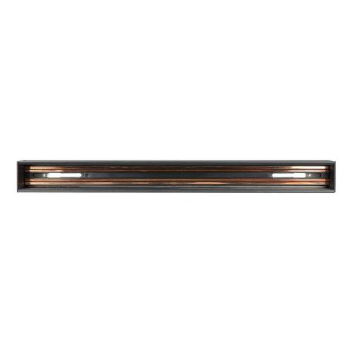 V-TAC - Релса за Вграждане Магнитен Осветител Черна 0.5м SKU: 7950