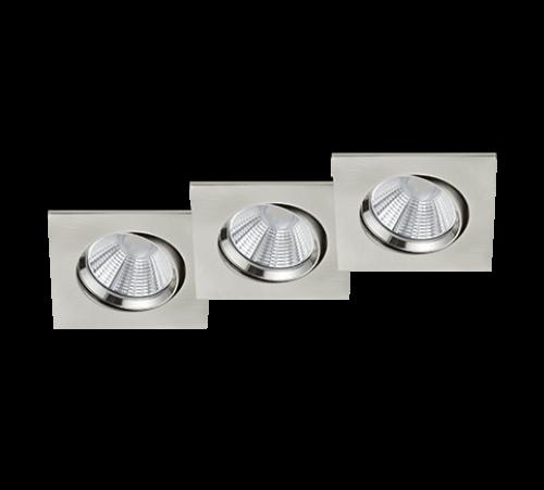 TRIO - LED Луна за вграждане  Pamir  650410307  никел