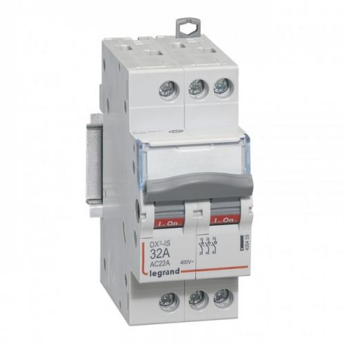 LEGRAND - Товаров прекъсвач /шалтер/ DX3-IS 32А 3P 406459