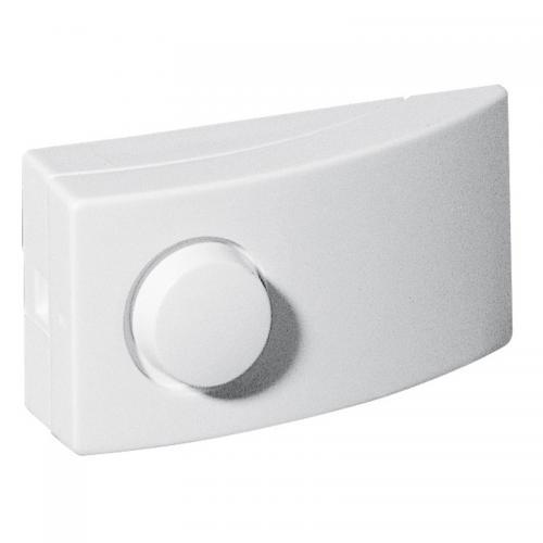 LEGRAND - Бутон за звънец бял, 2А, 24V, 41646