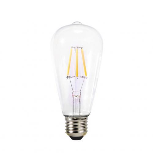 TNL - LED лампа FILAMENT E27 6W 2700K 360° ST64