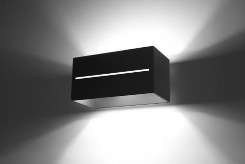 SOLLUX - Аплик   LOBO MAXI black SL.0530