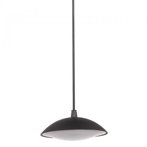 ITALUX - LED градински пендел  6694/BK-9 PIOMBINO
