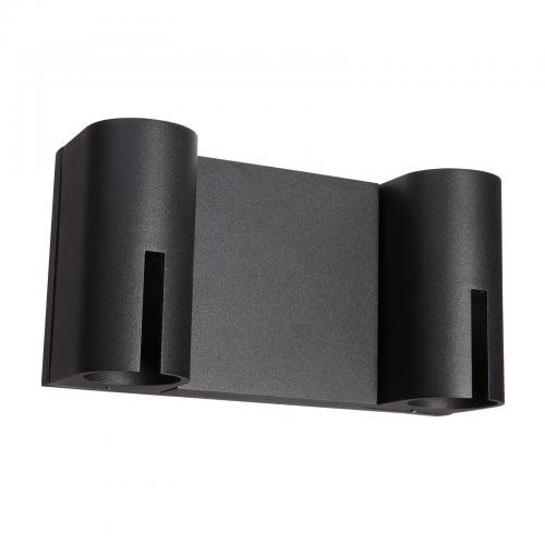 ITALUX - LED фасаден аплик  603-2/BK-9 ROVIGO