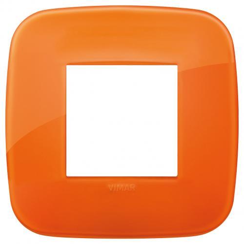 VIMAR - 19672.63 - Arke Двумодулна рамка Reflex orange