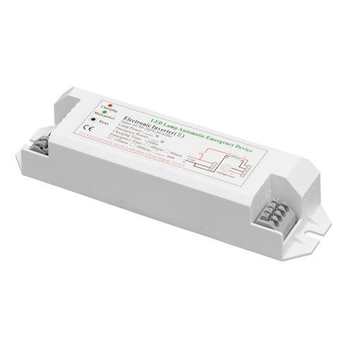 ULTRALUX - ZAM242 Захранващ авариен модул за LED осветление с батериен блок Li-ion 3.6V 2500mAh