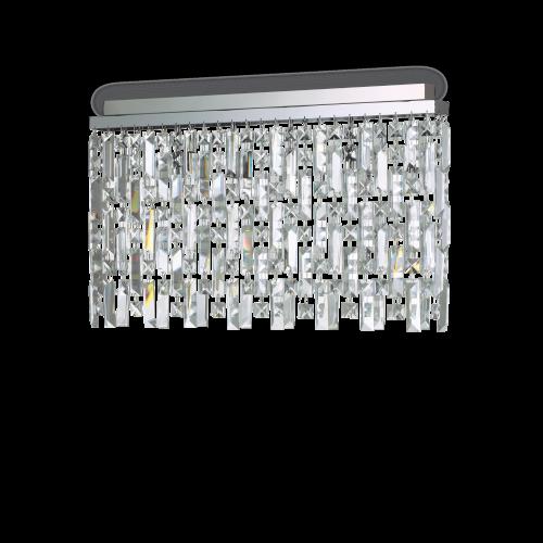 IDEAL LUX - Плафон ELISIR PL6 CROMO 200026