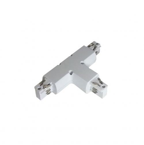 V-TAC PRO - 4T Конектор За Бяла Релса SKU: 3525