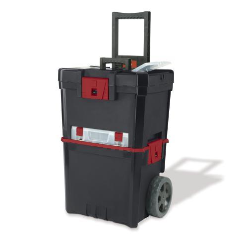 KETER - Мобилен куфар за инструменти 3 части Mastercart 17181812