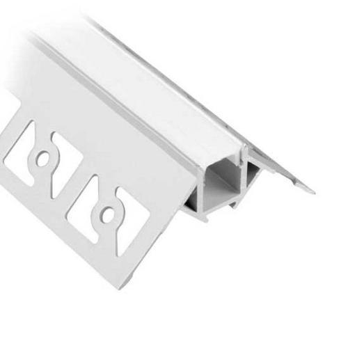 V-TAC - Алуминиев Профил за Вграждане Външен Ъгъл 2000мм Мат SKU: 3361 VT-8103
