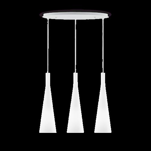 IDEAL LUX - Полилей  MILK SP3   030326