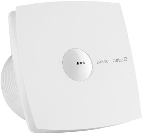 CATA - Вентилатор за баня  X-MART 10 MATIC бял с таймер