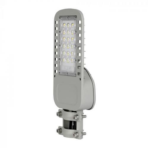 V-TAC PRO - LED Улична Лампа SAMSUNG Чип 30W 4000K 120 lm/W SKU: 956 VT-34ST