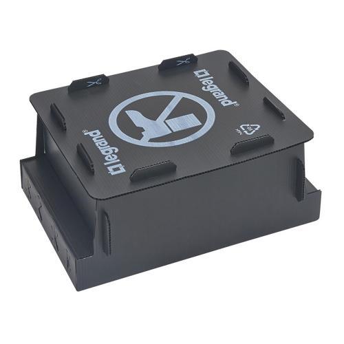 LEGRAND - Конзола за замазка за 12 модулна подова кутия ECOBOX 88170