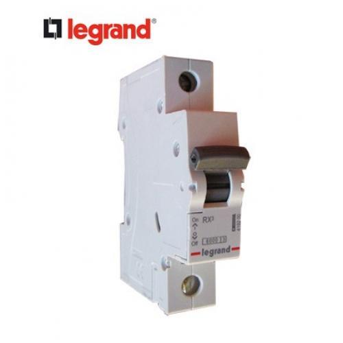 LEGRAND - Автоматичен прекъсвач RX3 1P 40A 6kA Legrand