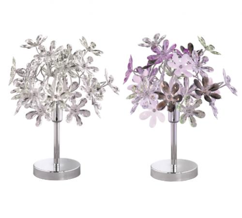 TRIO - Нощна лампа  FLOWER – R50011017