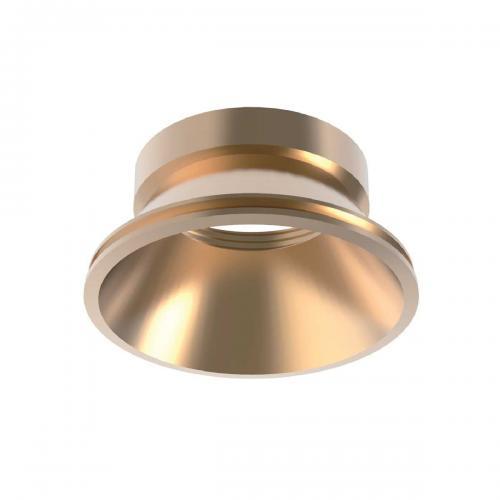 IDEAL LUX - Симетричен рефлектор за модулна луна DYNAMIC REFLECTOR ROUND FIXED GOLD 211800