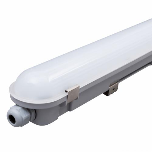 ULTRALUX - LITS1505050 LED slim индустриално осв. тяло PC 5000K 220V-240V AC 1,50м 50W SMD2835, IP65