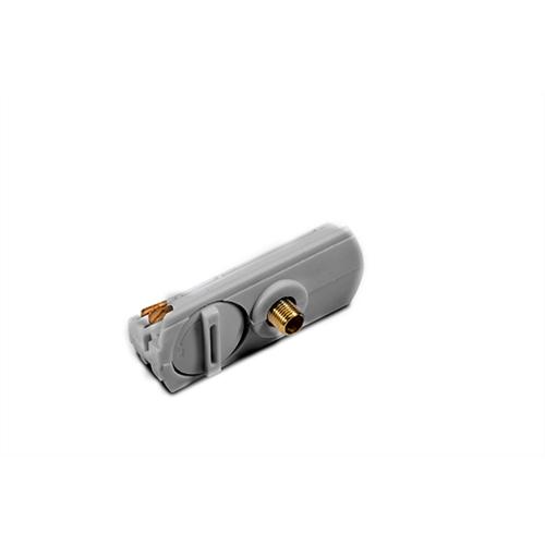 ACA LIGHTING - Адаптор за монофазна шина сива 2WADG