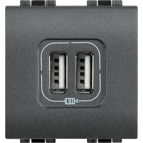 BTICINO - L4285C2 USB захранване