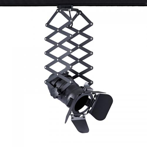 ACA LIGHTING - Релсов прожектор 243TLB4W