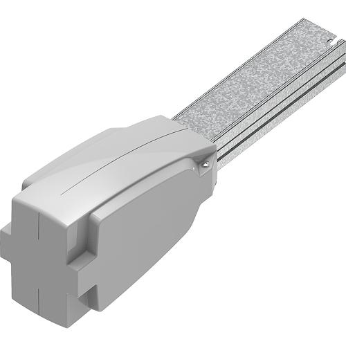 BTICINO - 75221003 Right feed unit (reduced) + right end cover, version 40A 6/8 conductors