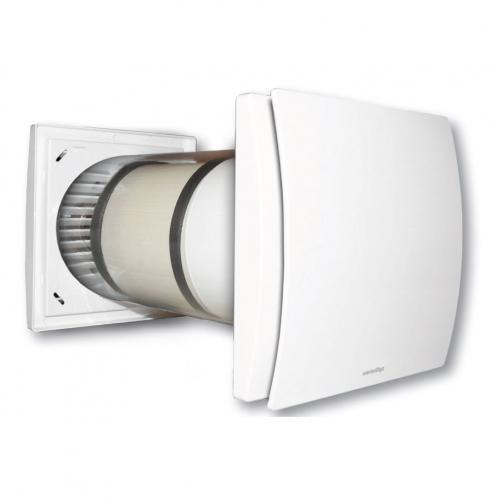 AERAULIQA - Вентилационна система стандартна версия 100мм Quantum HR100 1006