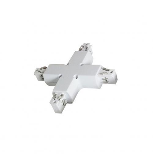 V-TAC PRO - 4X Конектор За Бяла Релса SKU: 3527