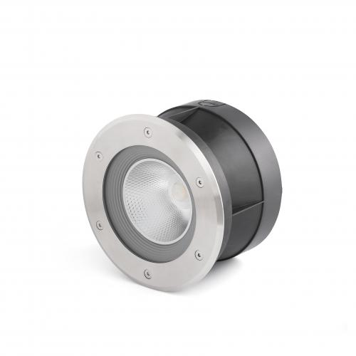 FARO - LED Луна за вграждане влагозащитена IP67 за външно осветление SURIA-24 LED 70587