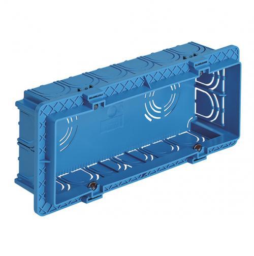 VIMAR - V71306 - монтажна конзола бетон/тухла 6/7 модула италиански стандарт