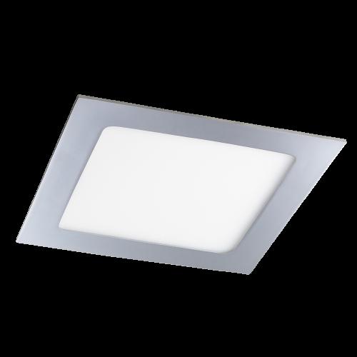 RABALUX - LED Панел влагозащитен квадрат Lois 5587 12W 4000K хром