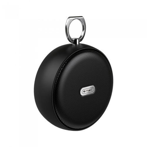 V-TAC -  Преносима Bluetooth Колона Micro USB 800mah Черна SKU: 7718 VT-6211