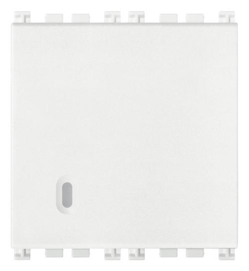 VIMAR - 19008.2.B - Arke 1P 10A Бутон 2M бял