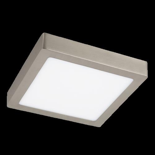 RABALUX - LED Панел квадрат Lois 2668 18W 3000K мат хром