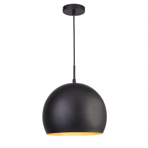 SEARCHLIGHT - Пендел  3038BK Industrial Pendant