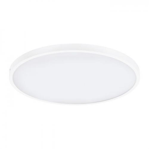 EGLO - ПЛ LED панел 27W 3200lm 3000K Ø600 димер.бяло 'FUEVA 1' 97279