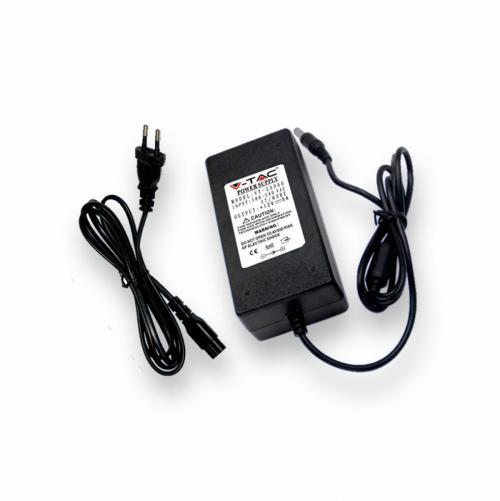 V-TAC - LED Захранване  42W 12V 3.5A Пластик SKU 3249 VT-23043