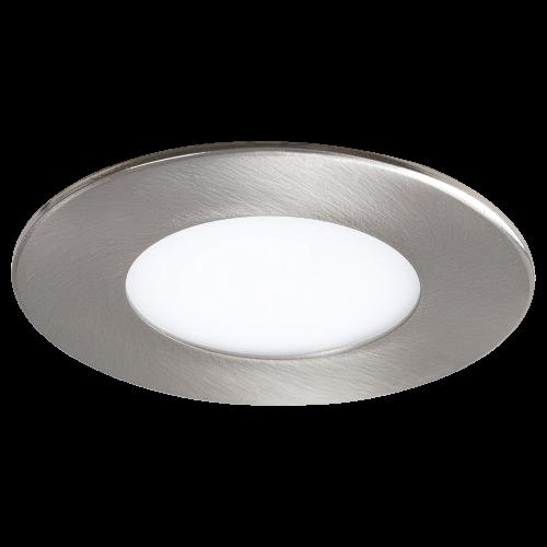 RABALUX - LED Панел кръгъл Lois 5572 3W 3000K матиран хром