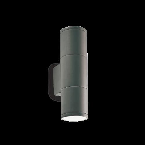 IDEAL LUX - Аплик  GUN AP2  SMALL  Antracite 236841