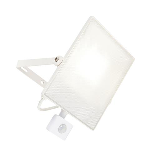 SAXBY - wall luminaire  SCIMITAR pir 73462 LED 50W, 4000LM, 4000K, IP65