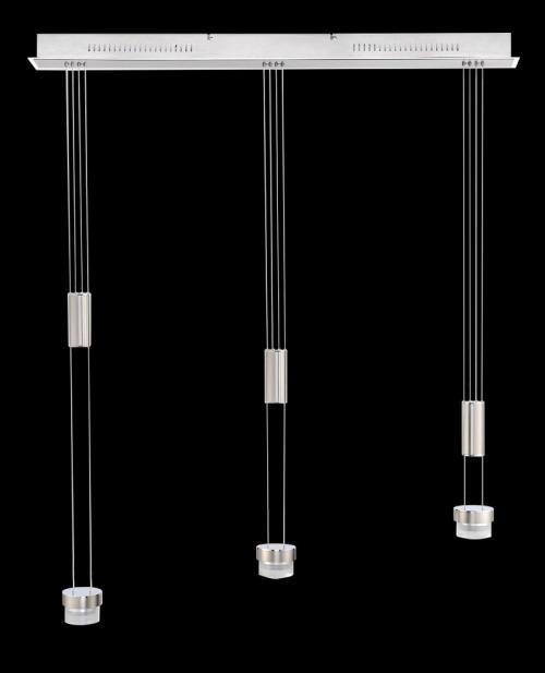 Fischer And Honsel - Основа за полилей  m6 - medium 1 LED  16753  26W, 2400lm, 2700K