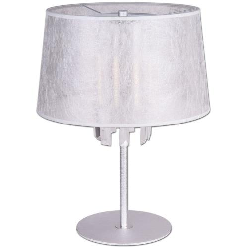 LIS LIGHTING - Нощна лампа MISTY 5757 B-1 gray