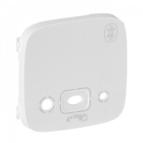 LEGRAND - Лицев панел за Bluetooth модул цвят Бял Valena Allure 755435