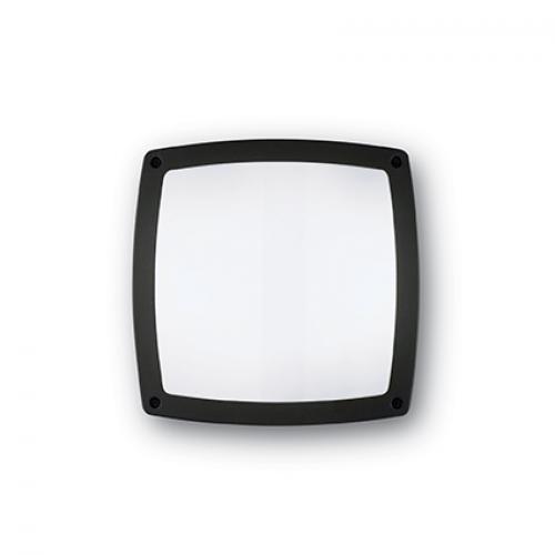 IDEAL LUX - Плафон COMETA PL3  Nero 082271
