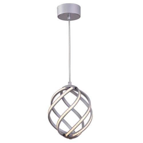 LIS LIGHTING - Пендел Twist 5387 Z-H57 LED 20 W 1290 lm* 230 V, алуминий