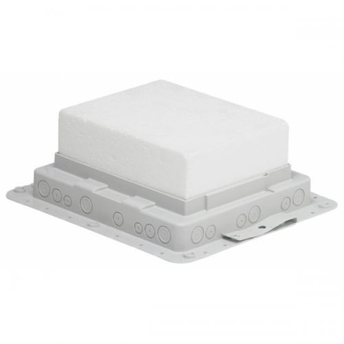 LEGRAND - 89630 Конзола 10/12 модула за подова кутия